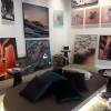 Ambiente: Loja de Arte | Voilà Studio - Arquitetas Jéssica Muller e Gabriella Badaraco | MDF Havana e Glamour