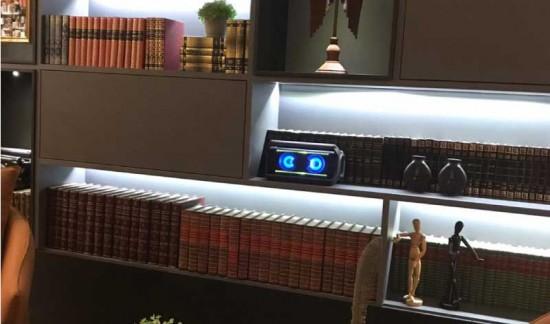Ambiente: Biblioteca da Família | Andreia Winter | MDFs Arinto, Argel e Manhattan