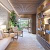 Ambiente: Espaço Ócio | Studio Bloco Arquitetura | MDF Carvalho Castelli, Vulcano e Nerello