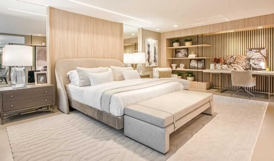 Ambiente: Loft Sofisticado | Viviane Loyola | MDF Moscato