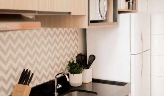 Ambiente: Cozinha | Gezieli Schneider | MDF Carvalho Castelli