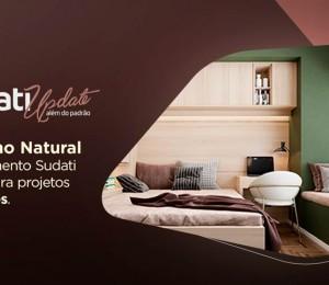Carvalho Natural – O lançamento Sudati criado para projetos singulares