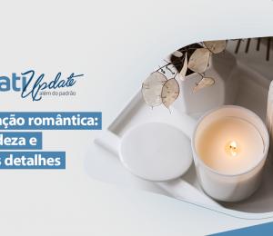 Decoração romântica: delicadeza e muitos detalhes